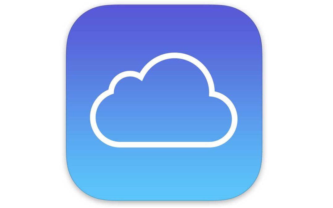 iCloud Storage Full