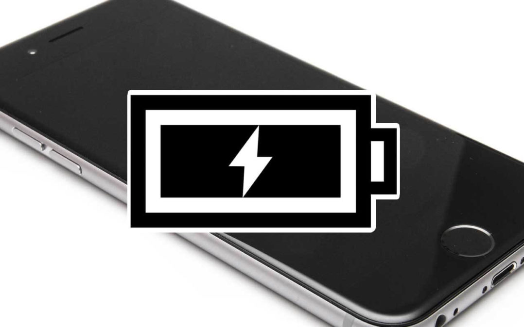 iPhone Turns Off Battery Life Remaining