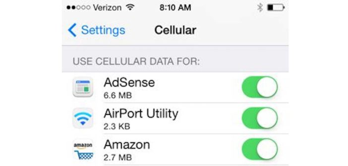 What Uses Data On iPhone? Using Too Much? The Fix!
