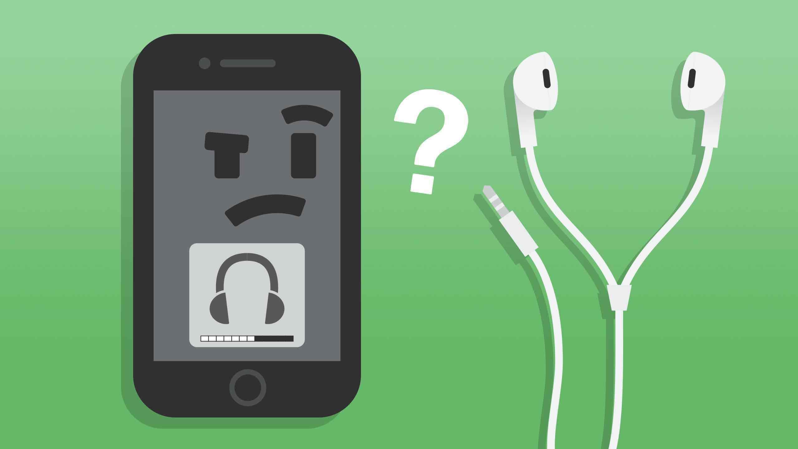 My Iphone Is Stuck In Headphones Mode Here S The Fix