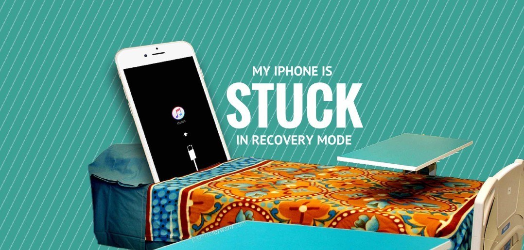 Iphone S Stuck In Recovery Mode
