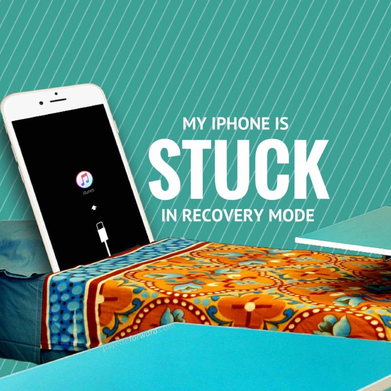 iphone restore mode iphone stuck in recovery mode here s how to get it out 12238