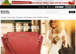 Michael Kors Spam Website