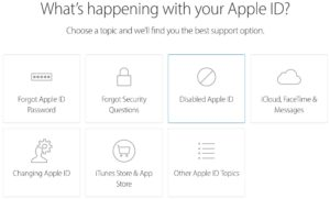 whats happening with your apple id