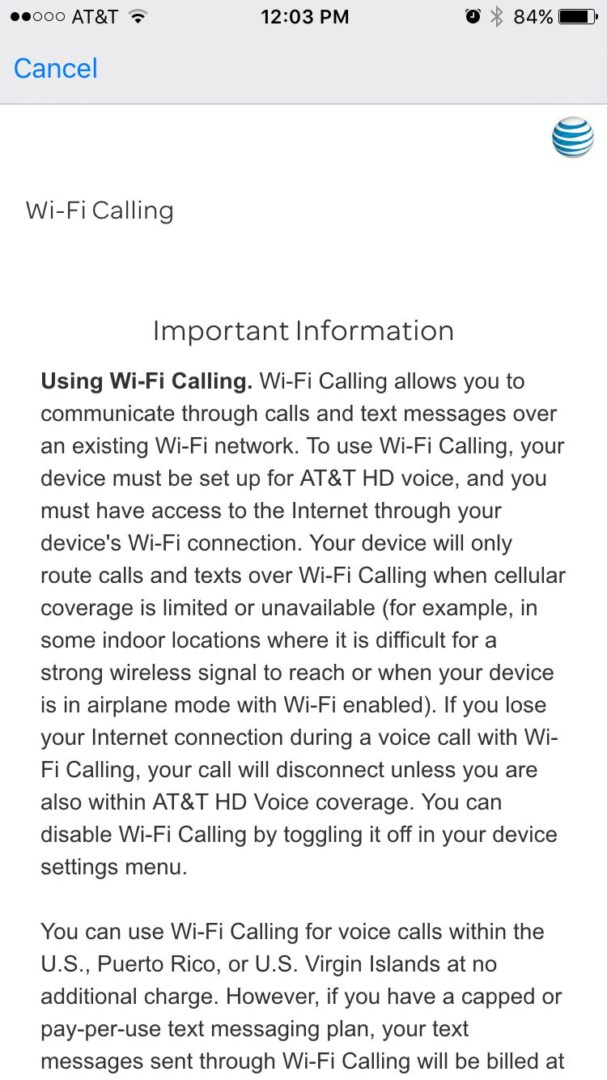 Should I Enable Wi-Fi Calling On My iPhone? Yes! Here's Why