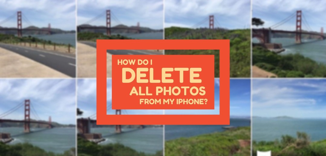 how do i clear my iphone how do i delete all photos from my iphone here s the fix 9080
