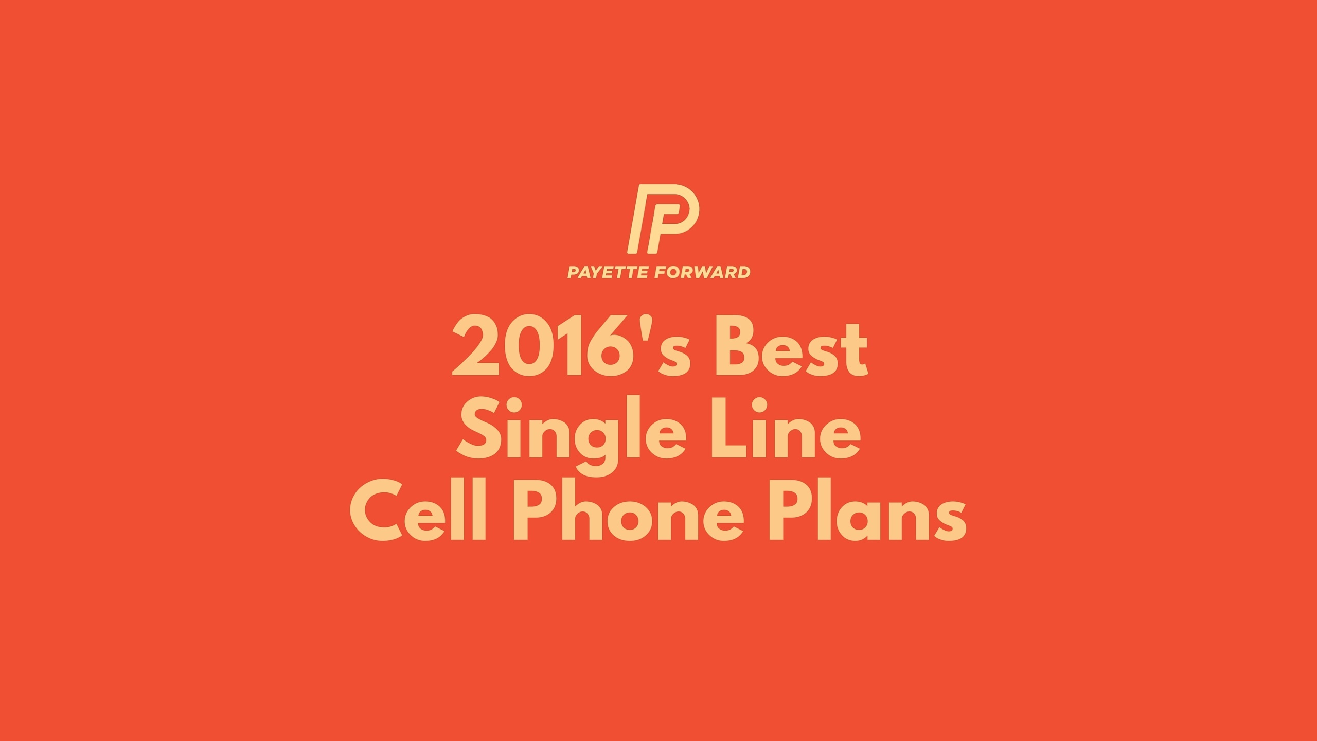 Best cell phone options