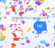 Why Are Colorful Confetti Boxes In The Messages App On My iPhone?