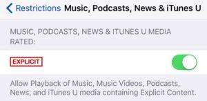 Music Ratings