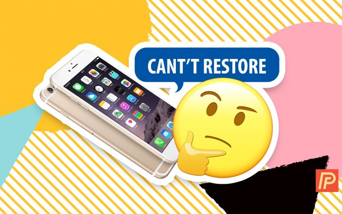 My iPhone 7 Cannot Restore Backup From iCloud Here's The Fix