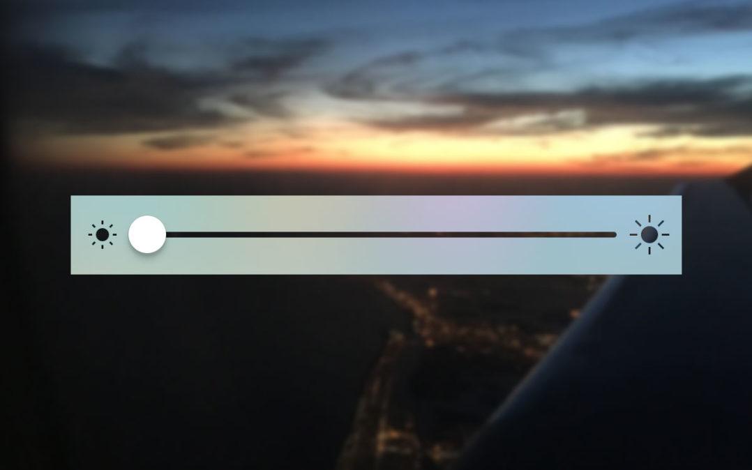 Help! My iPhone screen is dark.