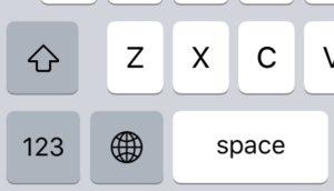 world-symbol-in-keyboard