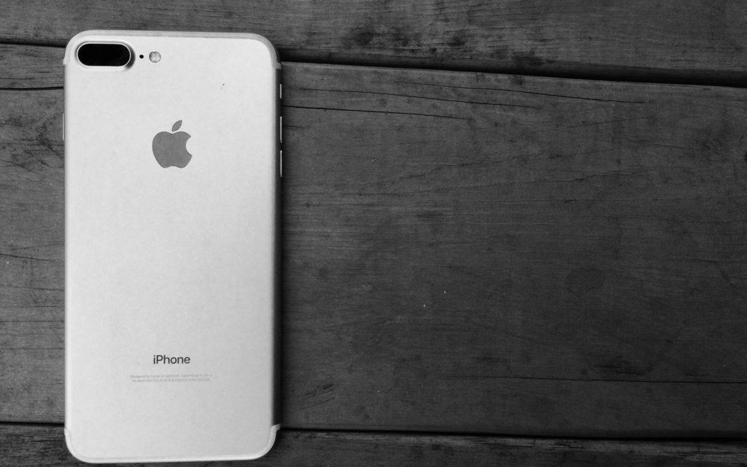 iPhone 7 Plus hissing issue.