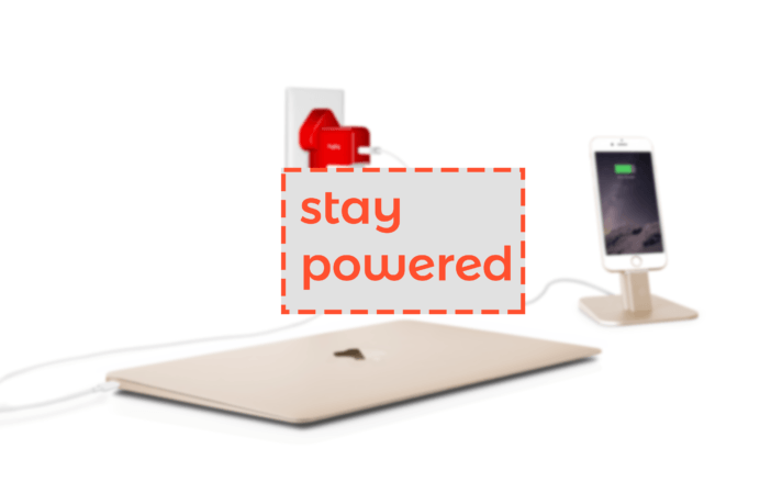 Stay powered with the PlugBug World.