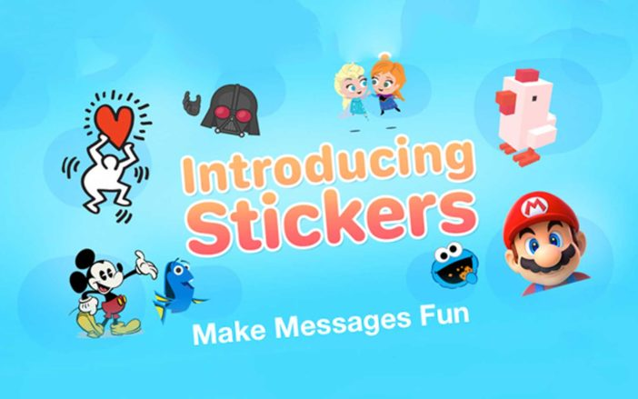Stickers In iOS 10: The Ultimate iPhone Sticker Guide