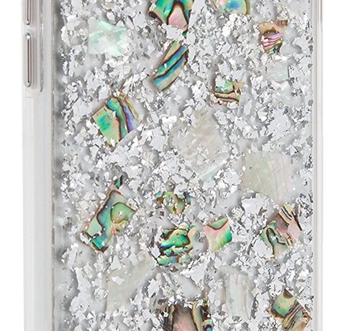 timeless design fb30b c1917 Case-Mate iPhone 7 Mother of Pearl Karat Case - Payette Forward