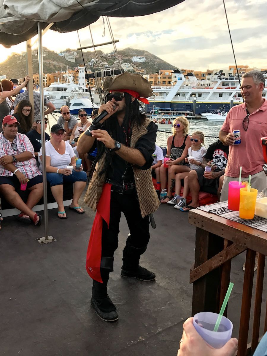 Pirate At CaboPress