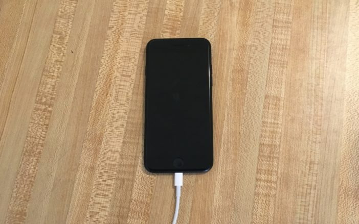 My iPhone 7 Won't Turn On!