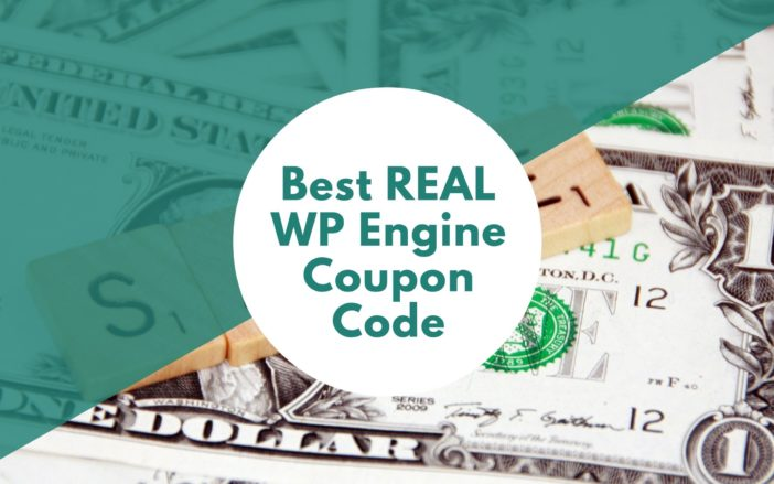 Best Real WP Engine Coupon Code in 2017