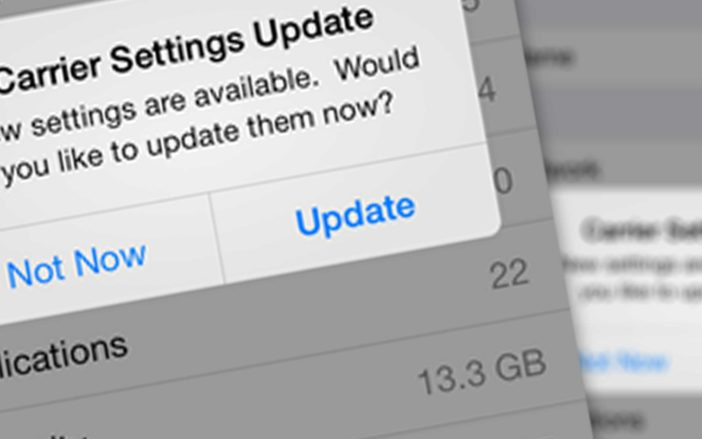 """What Is A """"Carrier Settings Update"""" On An iPhone? Here's The Truth!"""