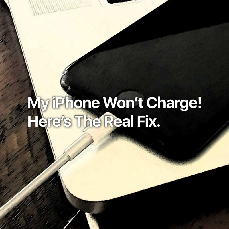 my iphone wont charge my iphone won t charge here s the real reason why 1251
