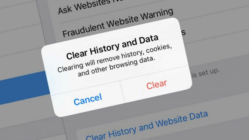 How Do I Clear Safari History On An iPhone Or iPad?