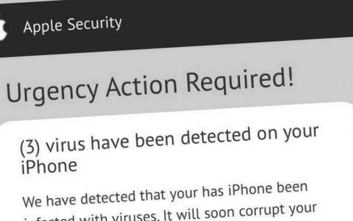 Virus Detected On iPhone? Is it Legit? Here's The Truth!