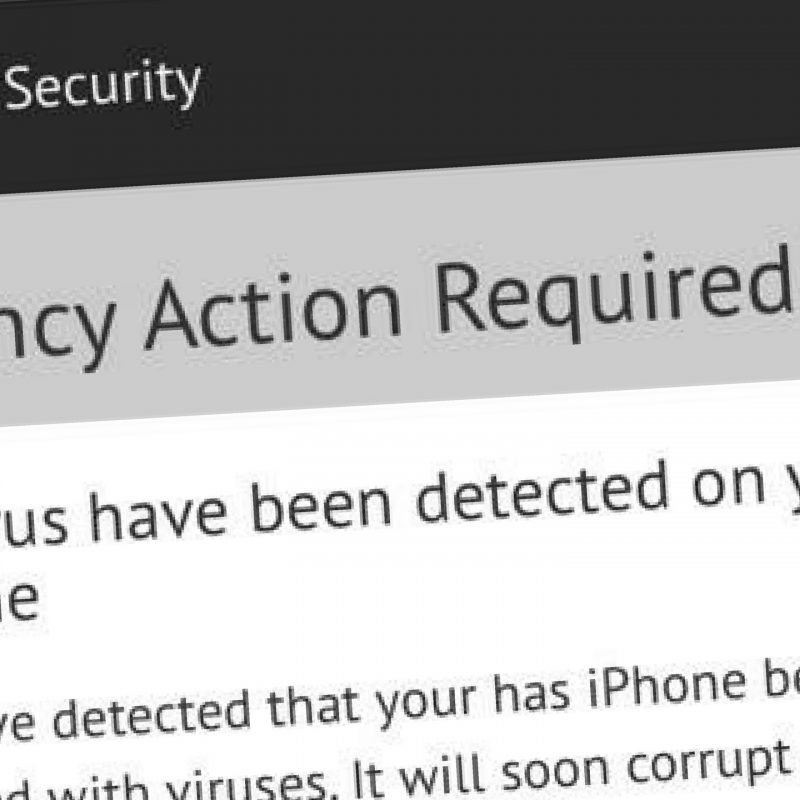 how to kill a virus on your iphone