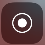 screen recording icon