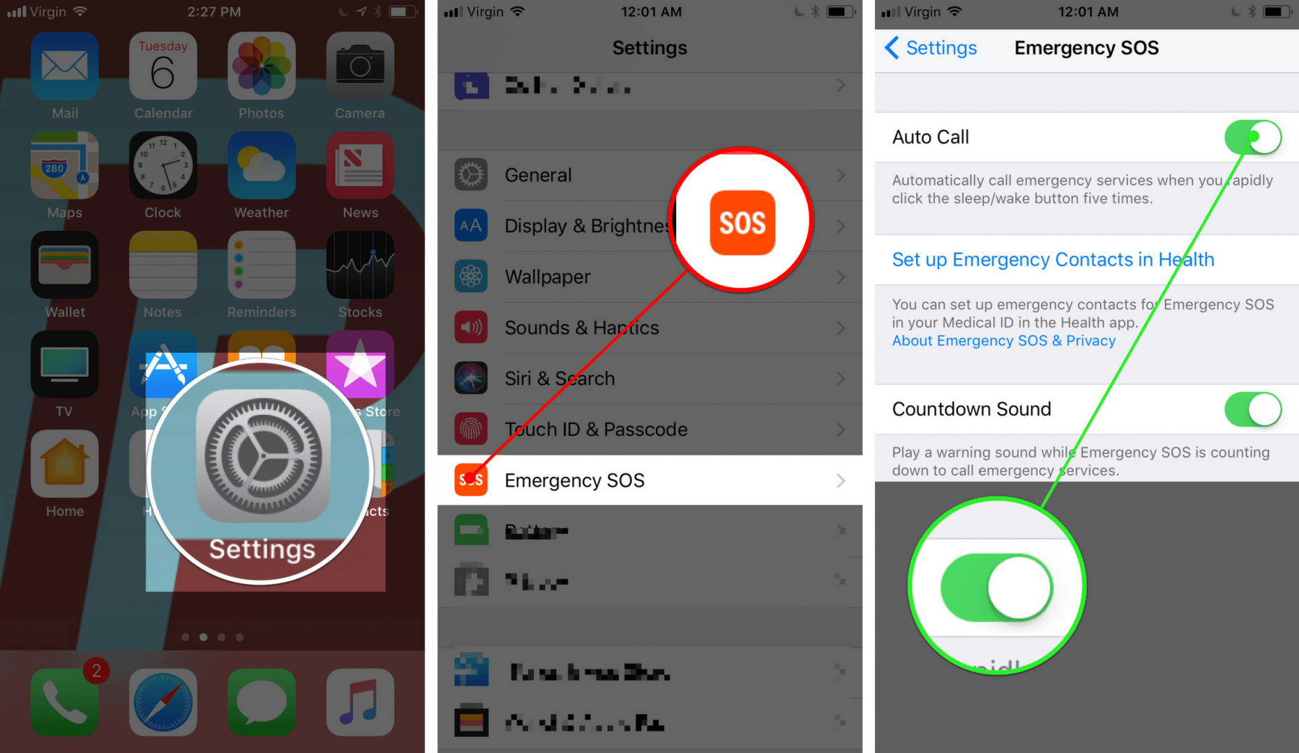 What Is Emergency SOS On An iPhone? Here's The Truth!