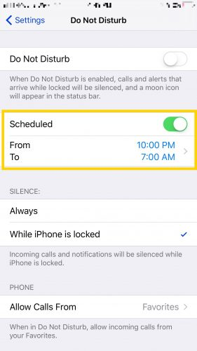 how to call straight to voicemail iphone