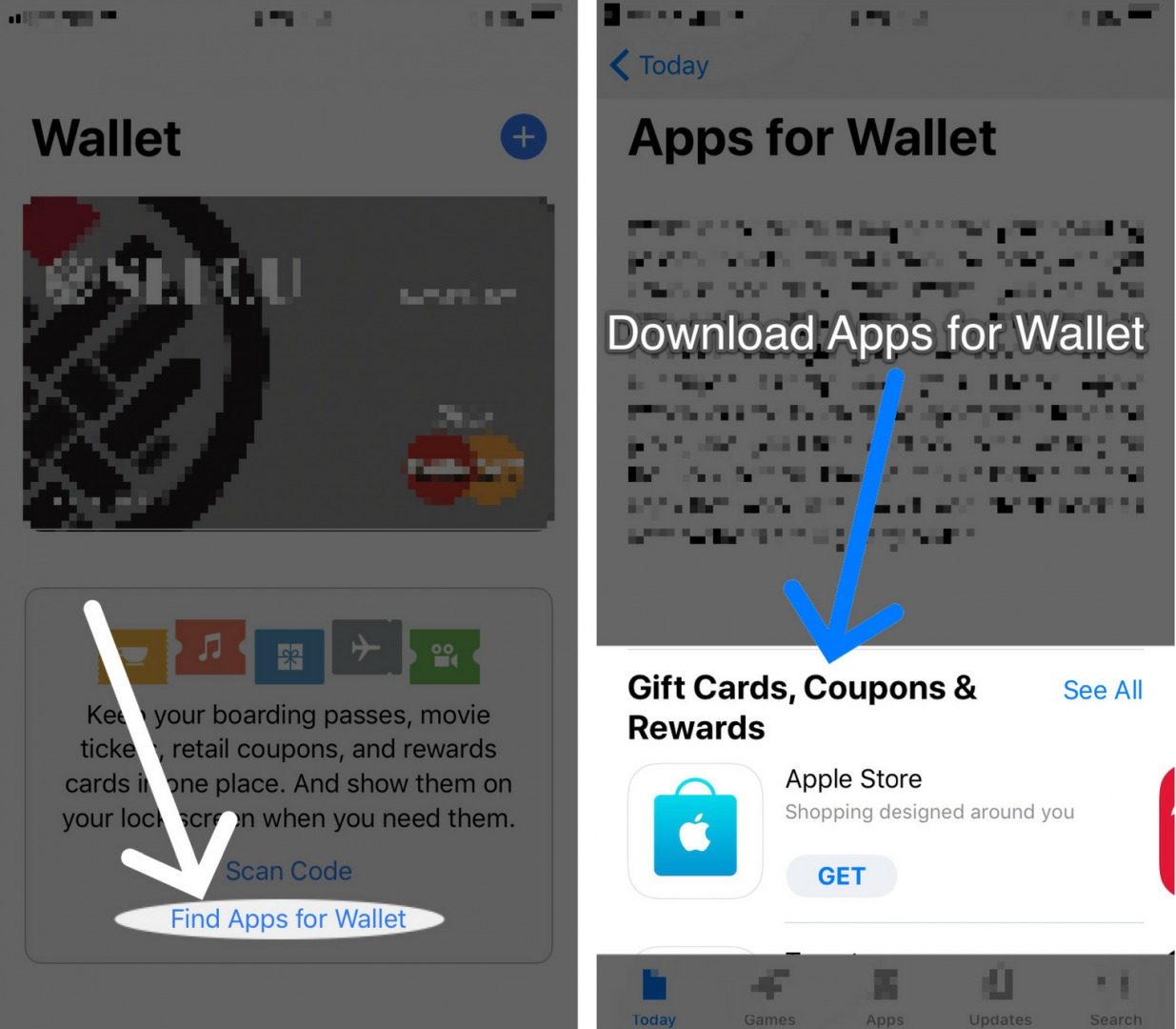 download apps for wallet
