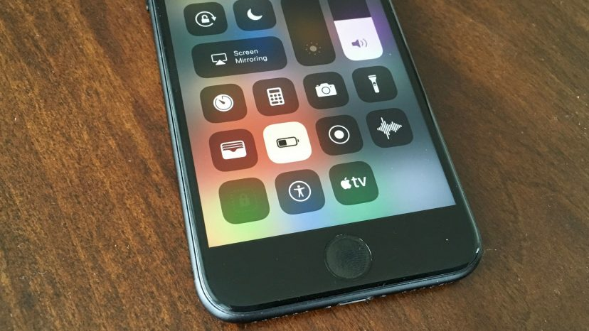 how do i add low power mode to control center