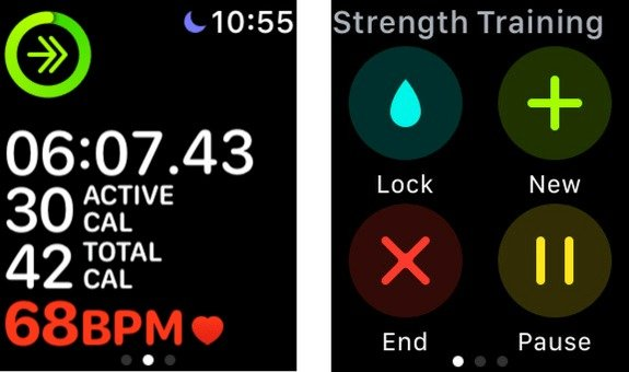 remember to end workouts apple watch