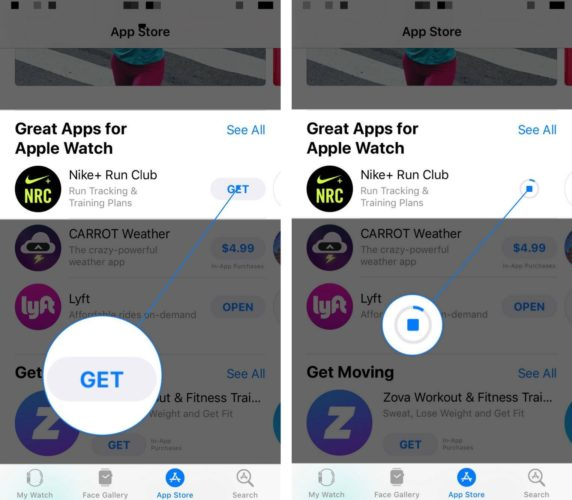 How To Download Apple Watch Apps In The App Store