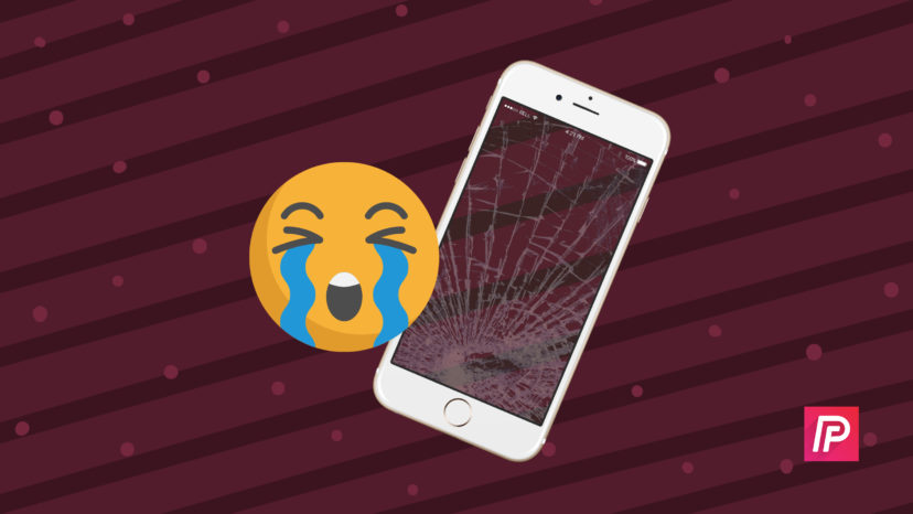 how much is it to fix a cracked screen at apple