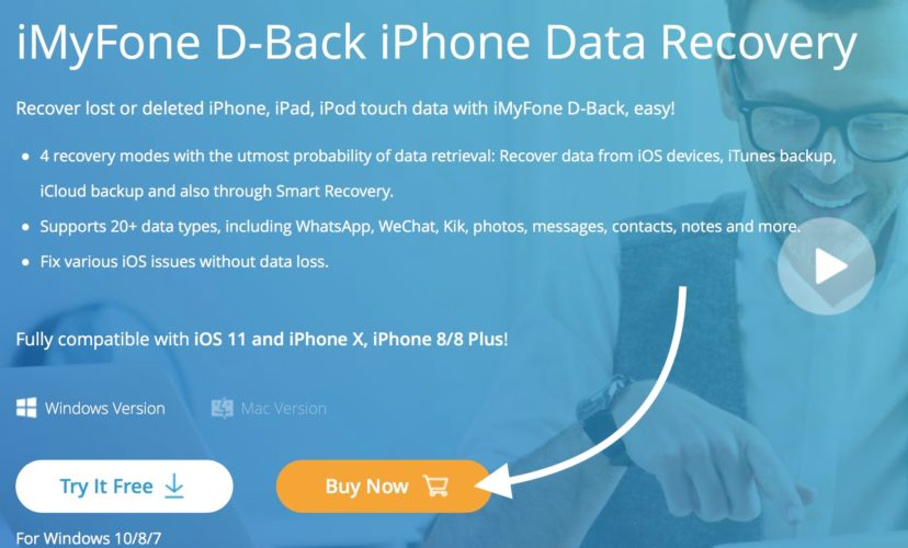 iMyFone DBack Review: Recover Data On Your iPhone, iPad, \u0026 iPod!