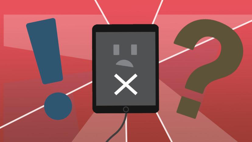 ipad not charging fix