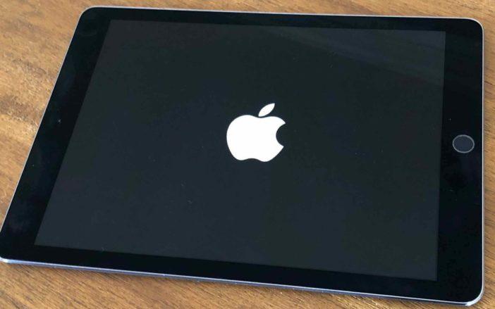 ipad stuck on apple logo heres fix