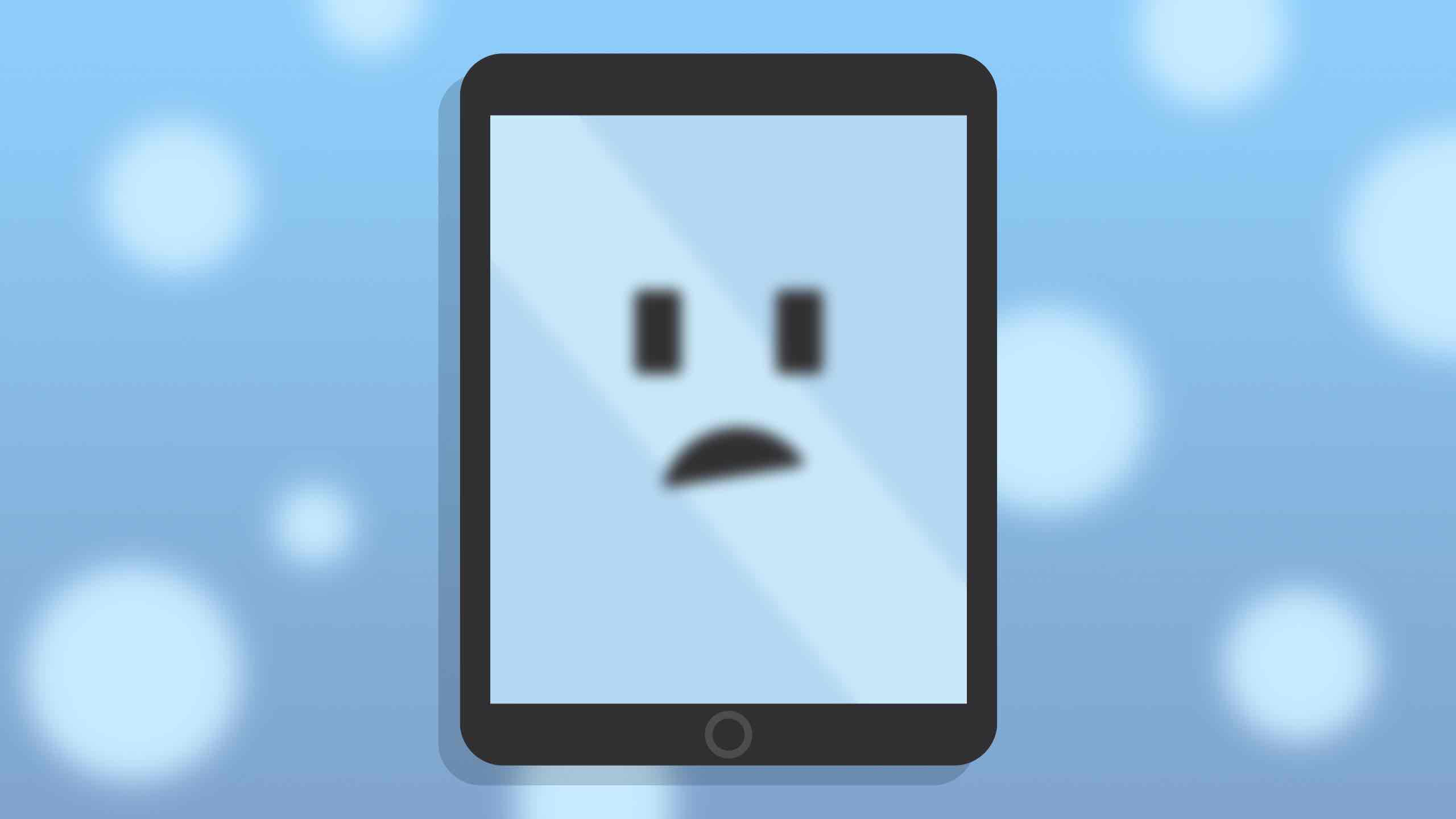 My iPad Screen Is Blurry! Here's The Real Fix. | Payette Forward