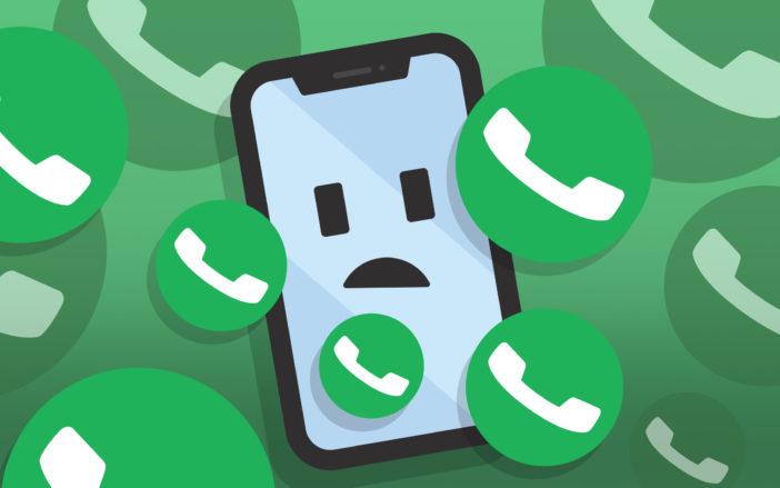 iphone making random calls fix