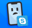skype not working on iphone fix
