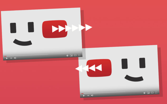 how to speed up and slow down YouTube videos