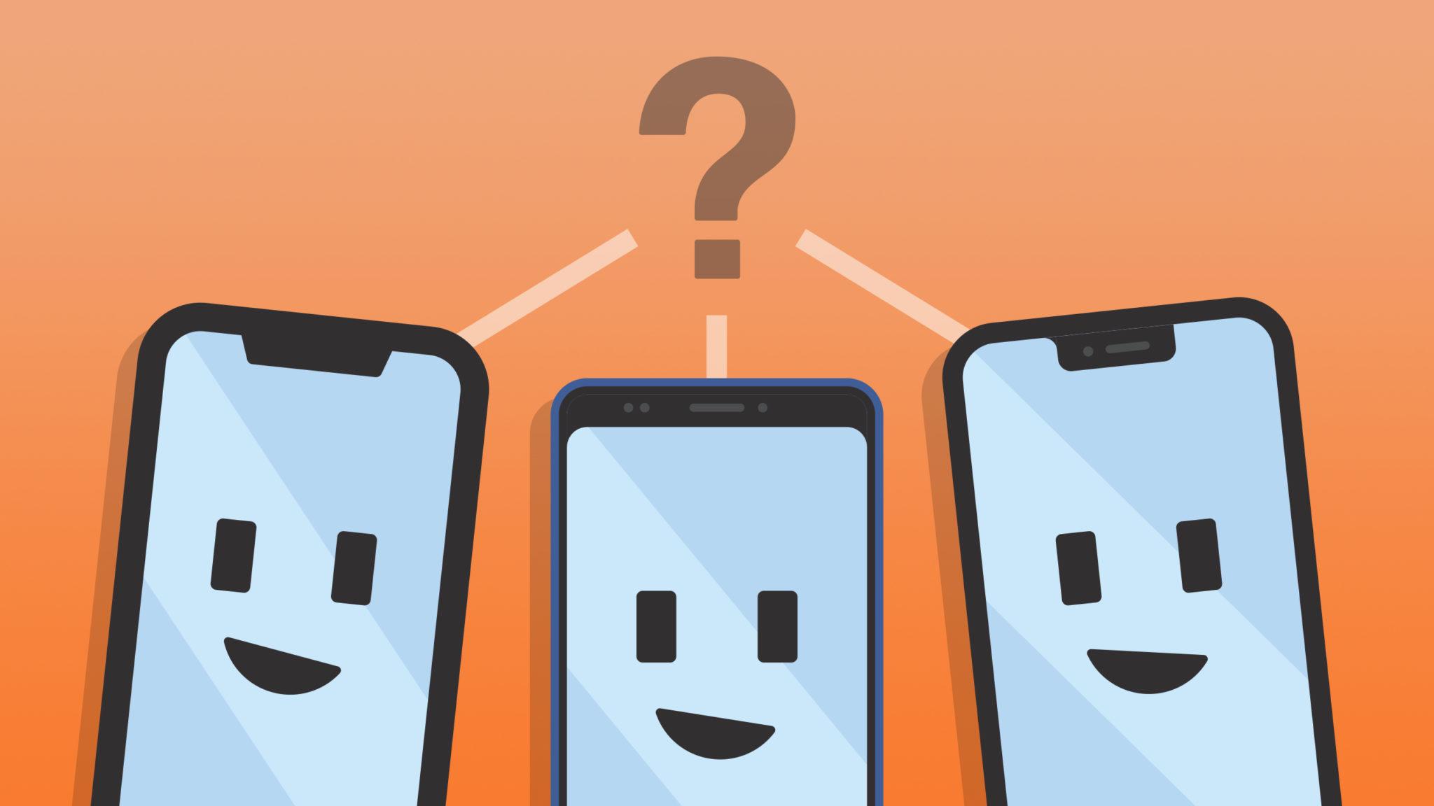 iPhone vs Android: ¿Cuál es mejor en April 2021?