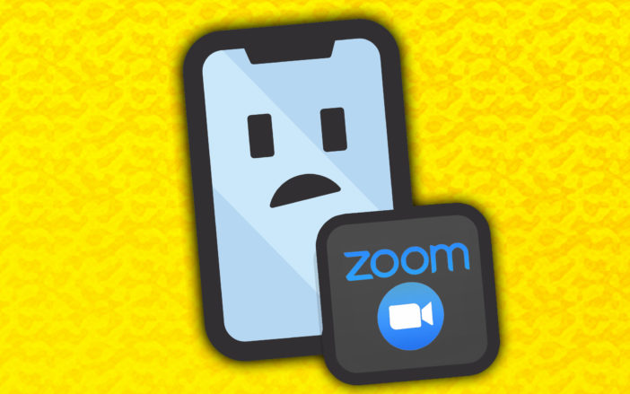 zoom not working on iphone ipad fix