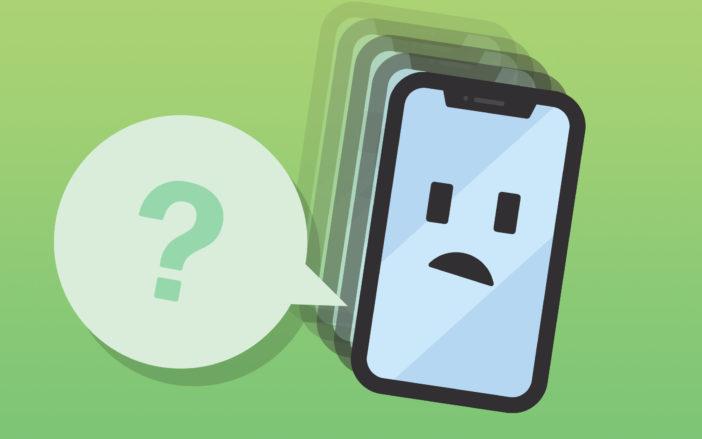 echo on iphone fix