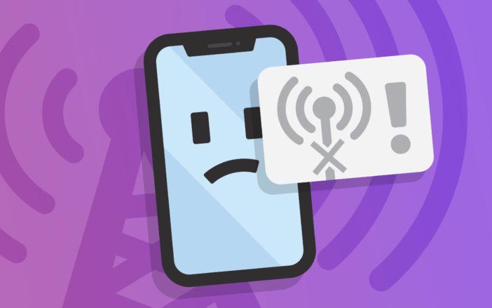 iphone cellular error fix