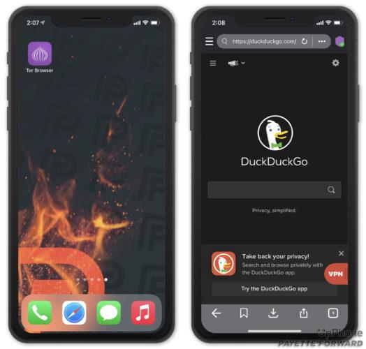 tor browser app