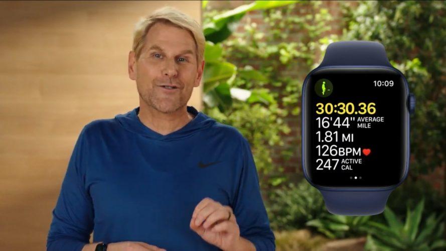 fitness plus apple watch
