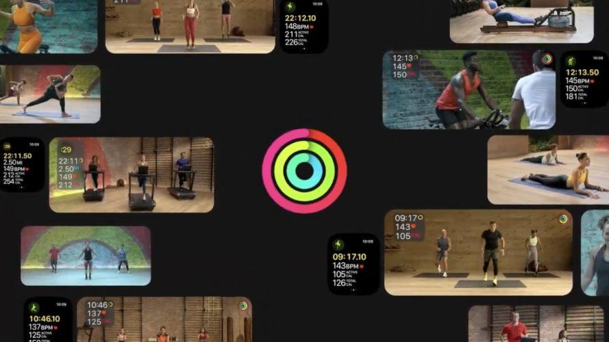 fitness+ programs